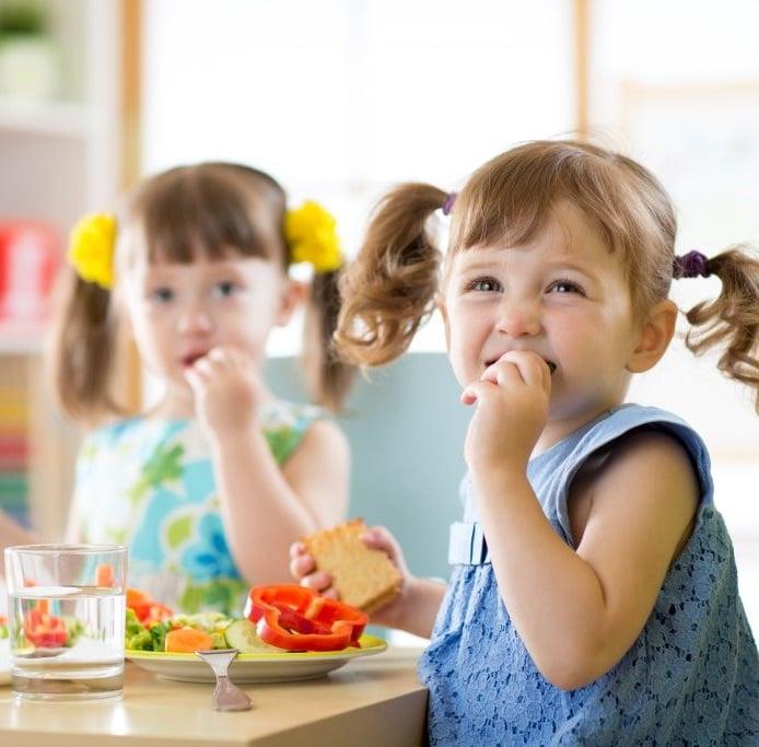 escuela infantil en ingles en Valencia - servicios