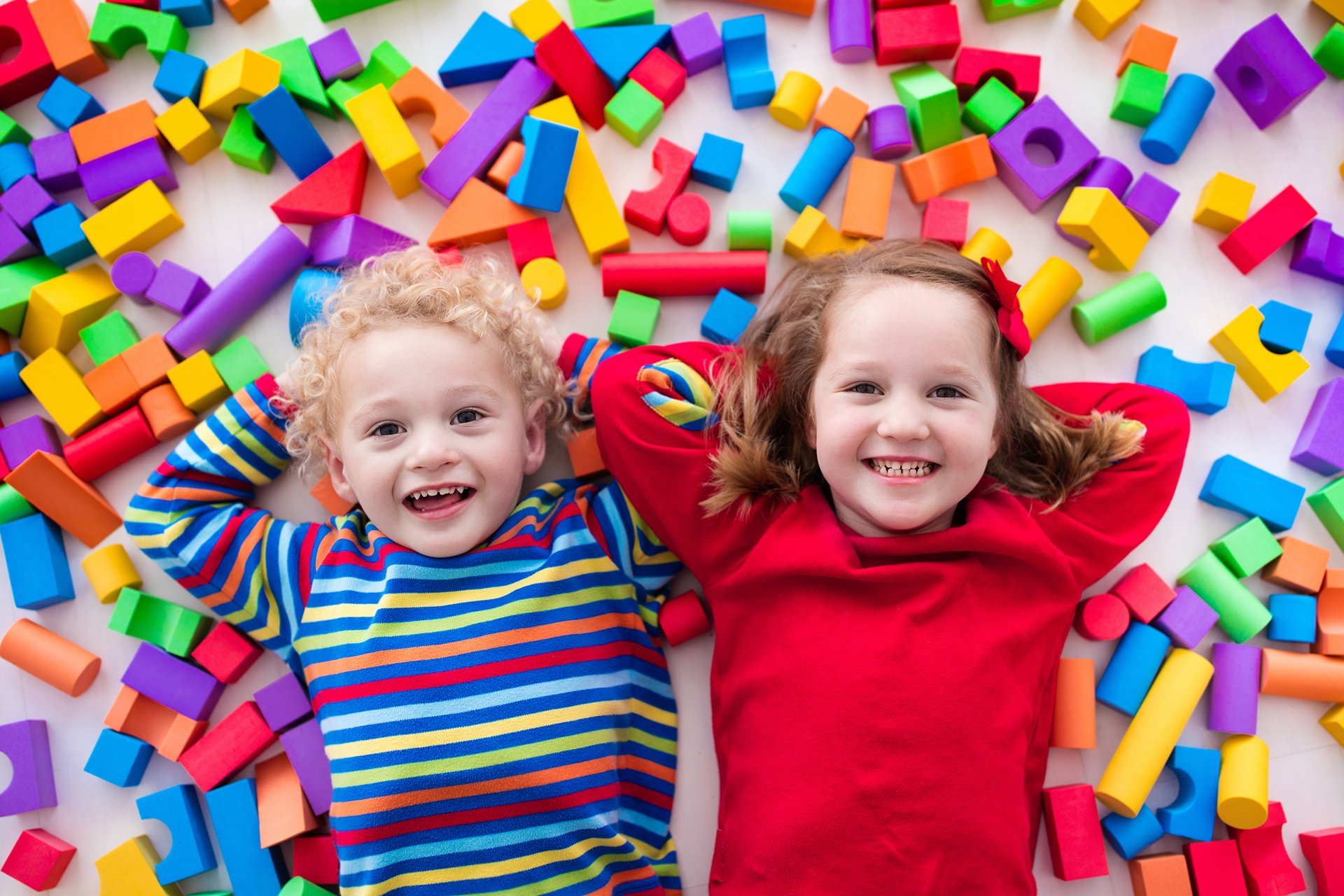 escuela infantil en ingles en Valencia - manualidades