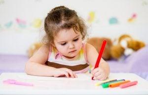 educacion infantil en ingles en Valencia - bebe aprendiendo