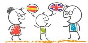 centro de educación infantil en inglés en Valencia - dibujo