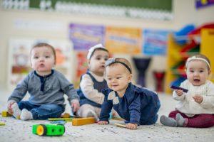 escuelas infantiles en inglés en Valencia - bebés