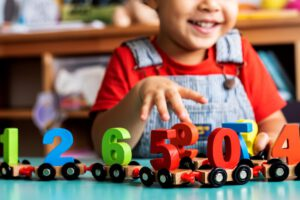 Escuela infantil en Valencia - números