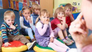 escuela infantil en Valencia - nariz