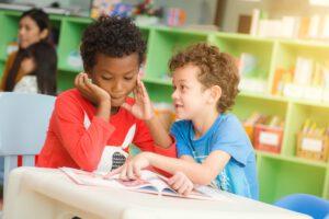 educación infantil en inglés en Valencia