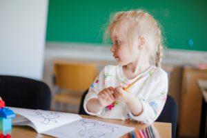escuelas infantiles en valencia - aula