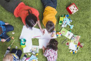 escuelas infantiles en valencia - jugando