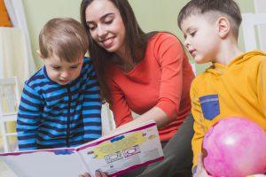 escuelas infantiles en valencia - profesora