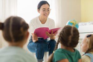 escuela infantil en valencia - profesora-